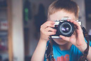 Actividades para niños: fotografía
