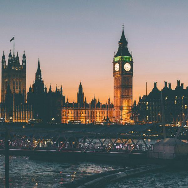 Big Ben y Palacio de Westminster, Londres
